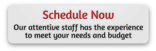 Schedule Now | Our attentive staff has the experienceto meet your needs and budget